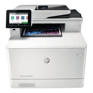 Urządzenie wielofunkcyjne kolorowe A4 HP Color LaserJet MFP M479DW W1A77A*