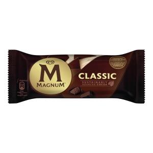 Lody MAGNUM Classic, 20 sztuk x 120 ml*