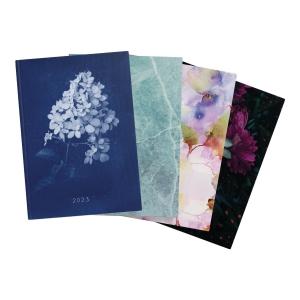 Kalendarz TOP-2000 Universal Woman B6, dzienny, miks kolorów