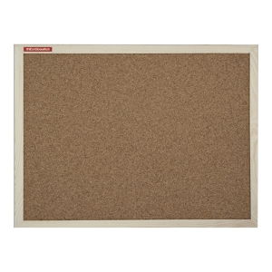 MEMOBOARDS TC96/1 MB WOOD CORK 60X90CM