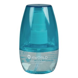4WORLD SCREEN CLEANER 50ML BLUE