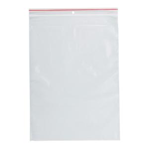 Woreczki strunowe plastikowe 230 x 320 mm, w opakowaniu 50 sztuk