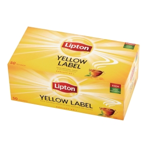 BOX 50 BAGS LIPTON EXPRESS