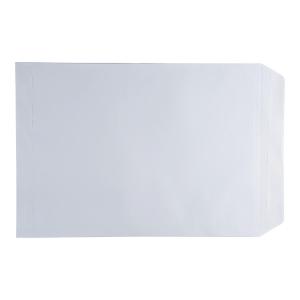 Koperty samoklejące z paskiem E4, 280x400 mm, białe, 50 sztuk