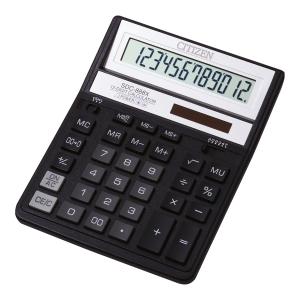Kalkulator nabiurkowy CITIZEN SDC888XBK