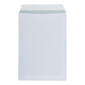 Koperty C4 z paskiem, białe, w opakowaniu 50 sztuk