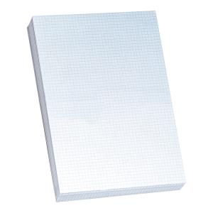 Papier kancelaryjny w kratkę A4, 500 arkuszy