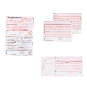 Druk EMERSON Polecenie przelewu, 1+3, A6, 60 kartek