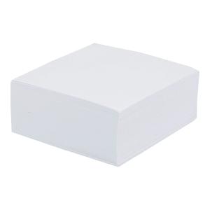Kostka papierowa biała 85x85 mm