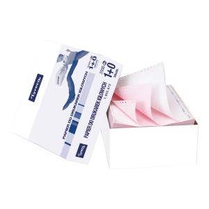 Papier do drukarek igłowych LYRECO 12   240mm, 1+0