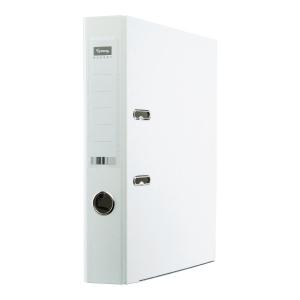 Segregator z mechanizmem LYRECO Budget A4 50 mm biały