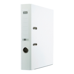 LEV AR FILE A4 50MM IMPEGA BUDGET WHITE