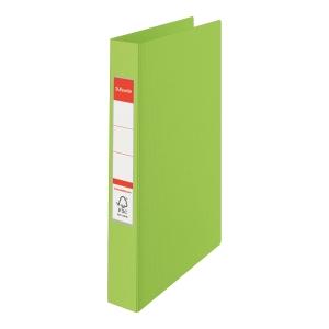 Segregator 4-ringowy ESSELTE  A4 35 mm zielony