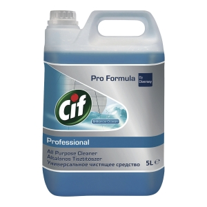 CIF 9-1584 OXY GEL TO WASH FLOOR 5L