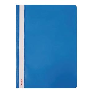 Skoroszyt BIURFOL A4 sztywny, niebieski
