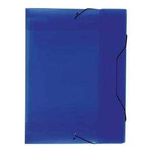 Teczka polipropylenowa BIURFOL A4 20 mm niebieska