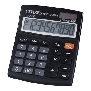 Kalkulator nabiurkowy CITIZEN SDC 810BN