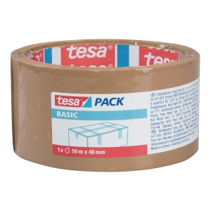 TESA 58550-15 PP ACRYL 48MMX50M BRW