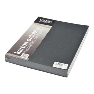 PK100 ARGO 4250BL C/BOARD COVER MIKA BLK