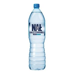 Woda mineralna NAŁĘCZOWIANKA niegazowana, zgrzewka 6 butelek x 1,5 l