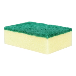 PK3 KITCHEN SPONGE YELLOW