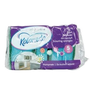 PK3 KITCHEN SPONGE BLUE