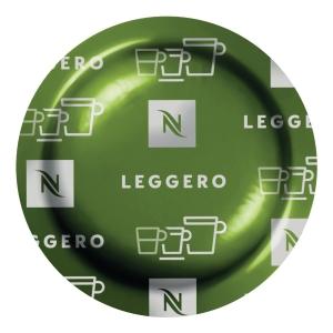 Kapsułki NESPRESSO ESPRESSO LEGGERO, 50 sztuk (box)