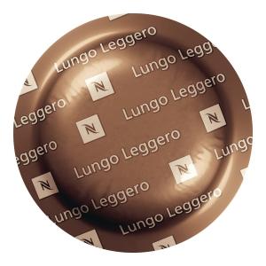 Kapsułki NESPRESSO LUNGO LEGGERO, 50 sztuk (box)