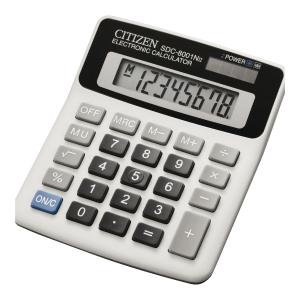 Kalkulator nabiurkowy CITIZEN SDC 8001N II