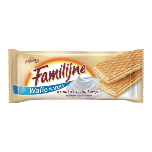 JUTRZENKA FAMILLY CREAM WAFER 180G