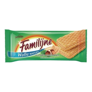 JUTRZENKA FAMILLY WALNUT WAFER 180G