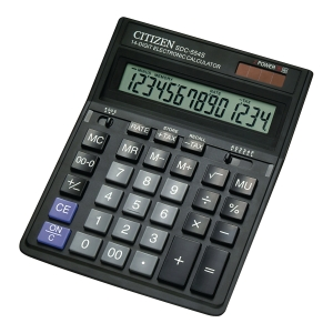Kalkulator nabiurkowy CITIZEN SDC554S
