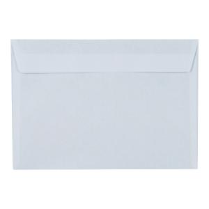 Koperty C6 z paskiem, białe, w opakowaniu 50 sztuk