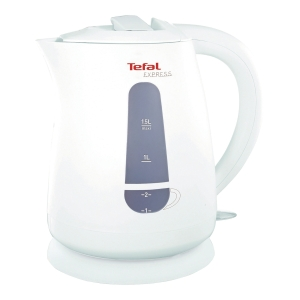 TEFAL EXPRESS KETTLE 1.5L WHITE
