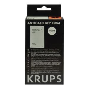 Zestaw do odkamieniania KRUPS F054, 2 saszetki po 40 g