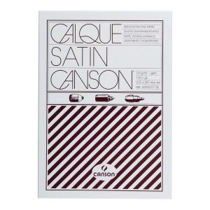 Kalka kreślarska CANSON A4 70/75g, pudełko 100 arkuszy
