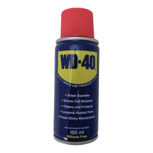 WD-40 LUBRICANT 40TH SPRAY 100ML