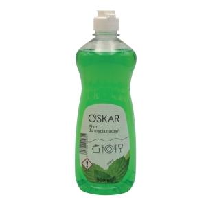 Płyn do mycia naczyń OSKAR miętowy, 500 ml