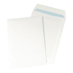 Koperty samoklejące B5 NC KOPERTY, białe,  50 sztuk