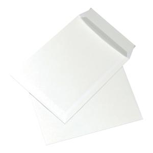 Koperty z paskiem B5 NC KOPERTY, białe, 500 sztuk