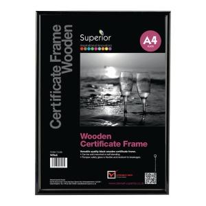 Certificate Frame A4