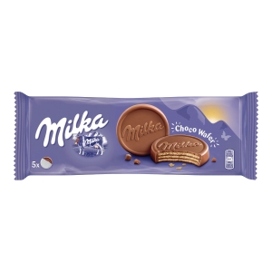 Wafle MILKA ChocoWafer, 150 g