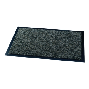 BP TECHEM FLOOR MAT MOSS 30X46 BLK/BRW
