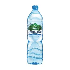 Woda źródlana ŻYWIEC ZDRÓJ niegazowana, zgrzewka 6 butelek x 1,5 l