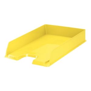 Półka na dokumenty ESSELTE Vivida, żółta