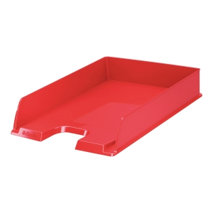 EUROPOST VIVIDA LETTER TRAY RED