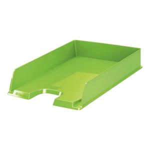 Półka na dokumenty ESSELTE Vivida, zielona