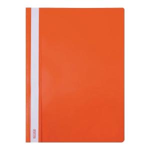 Skoroszyt BIURFOL twardy A4 pomarańczowy