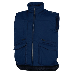 PANOPLY SIERRA BODY WARMER DARK BLU L