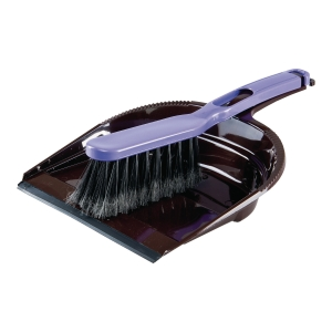 MERIDA DUSTPAN + BRUSH CLEANING SET